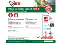 McQwin Basic Alcohol Based Liquid Hand Sanitizer