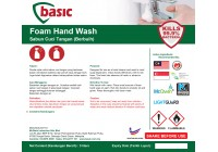 McQwin Basic Foam Hand Wash / Hand Soap