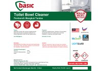 McQwin Basic Toilet Bowl Cleaner