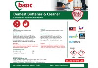 McQwin Basic Cement Softener / Cleaner