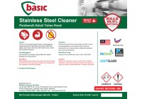 McQwin Basic Stainless Steel Cleaner