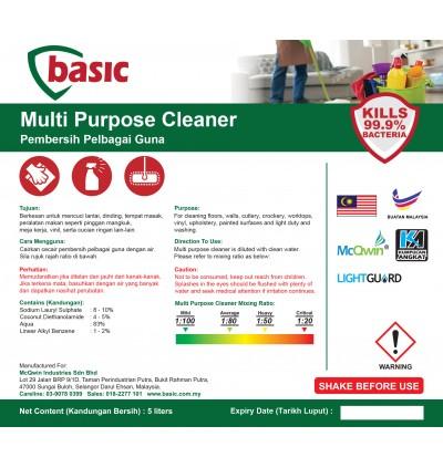 McQwin Basic Multi Purpose Cleaner