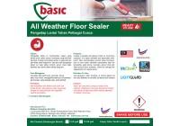 McQwin Basic All Weather Floor Sealer