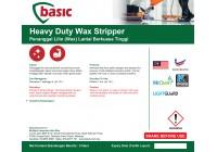 McQwin Basic Heavy Duty Wax Stripper